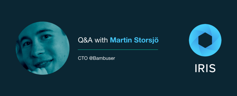 Q&A with Bambuser's CTO